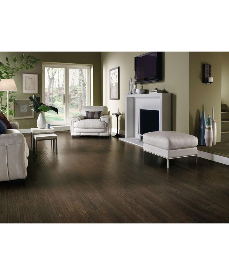 Rustics Premium Homestead Plank Prairie Brown