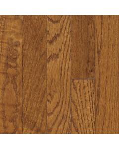 "Ascot Red Oak - Chestnut 3/4"" x 3 1/4"" Solid Hardwood"