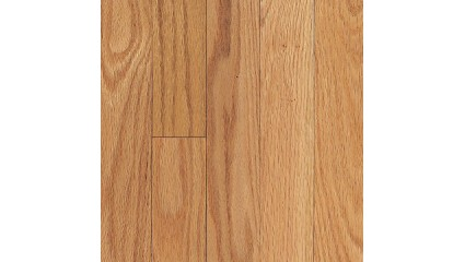 "Red Oak - Natural 3/4"" x 3-1/4"""