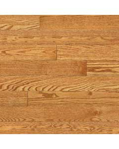 "Prestige Red Oak - Honey 3/4"" x 2 1/4"" Solid Hardwood"
