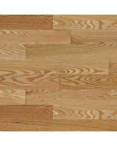 "Prestige Red Oak - Natural 3/4"" x 2 1/4"" Solid Hardwood"