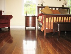 Prefinished Exotic Wide Plank