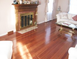 Prefinished Mahogany