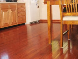 Prefinished Stained Oak Strip